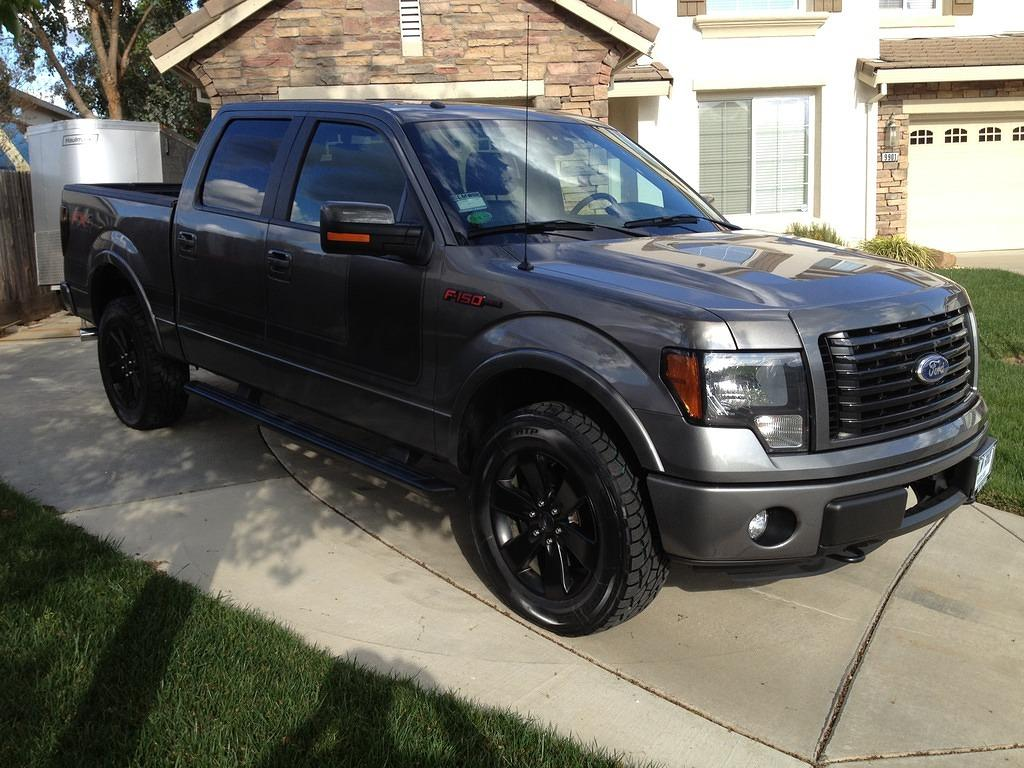 Elk Grove Ford >> Installed new Cooper Discoverer ATPs on my 2012 FX4 - Ford F150 Forum - Community of Ford Truck Fans