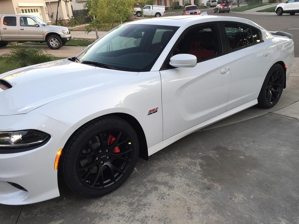 Hellcat Charger For Sale In Michigan >> Scat Pack Charger with new Hellcat wheels | SRT Hellcat Forum