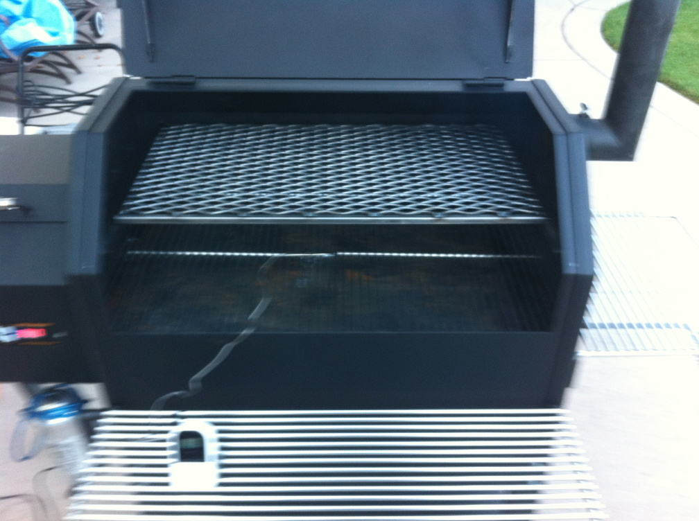 Cooking and BBQ / Yoder YS-640 Pellet Grill | Unixadm