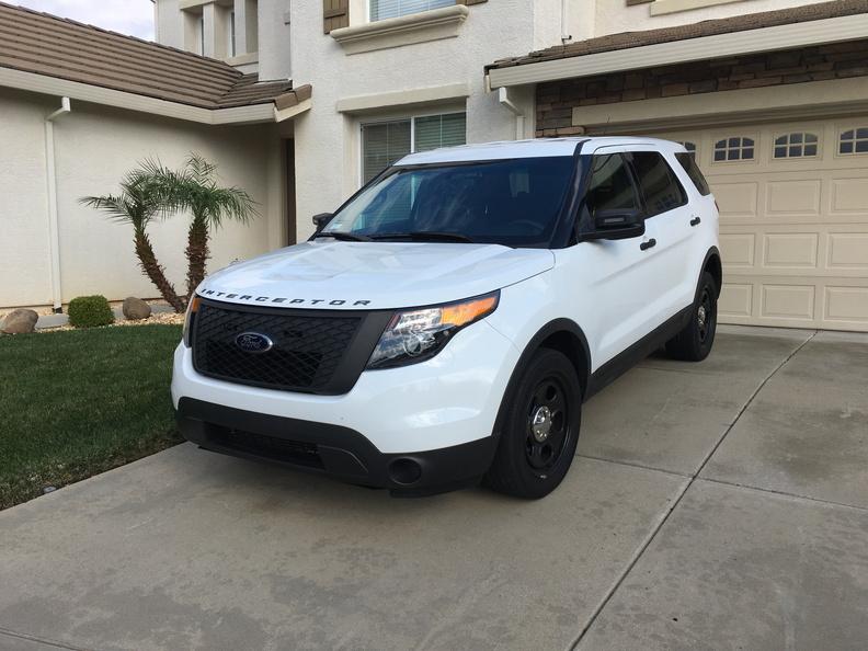 my 2015 explorer police utility ecoboost mods ford explorer and rh explorerforum com